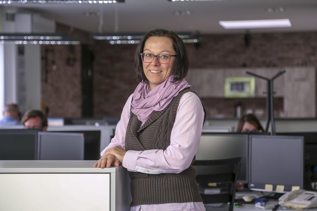 Frau Katrin Klose