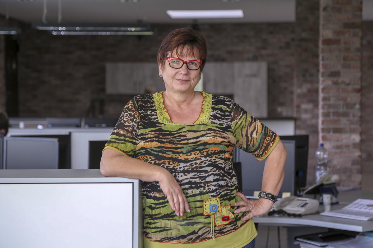 Frau Barbara Lux