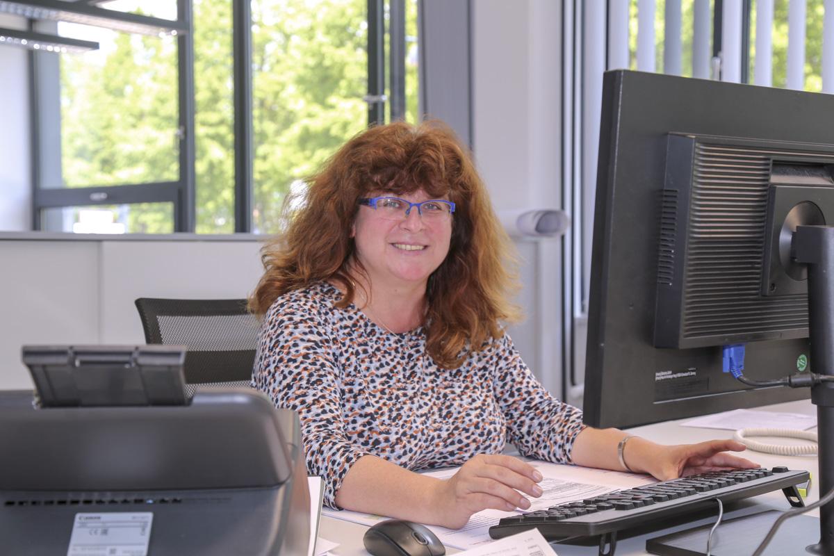 Frau Ilka Kalbitz