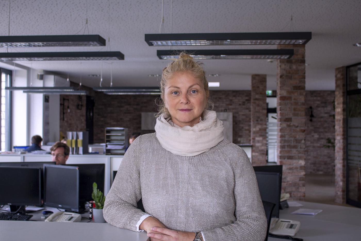 Frau Ilona Wachsmann